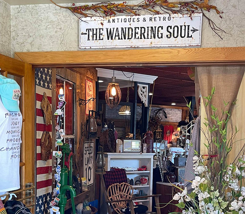 The Wandering Soul Antiques